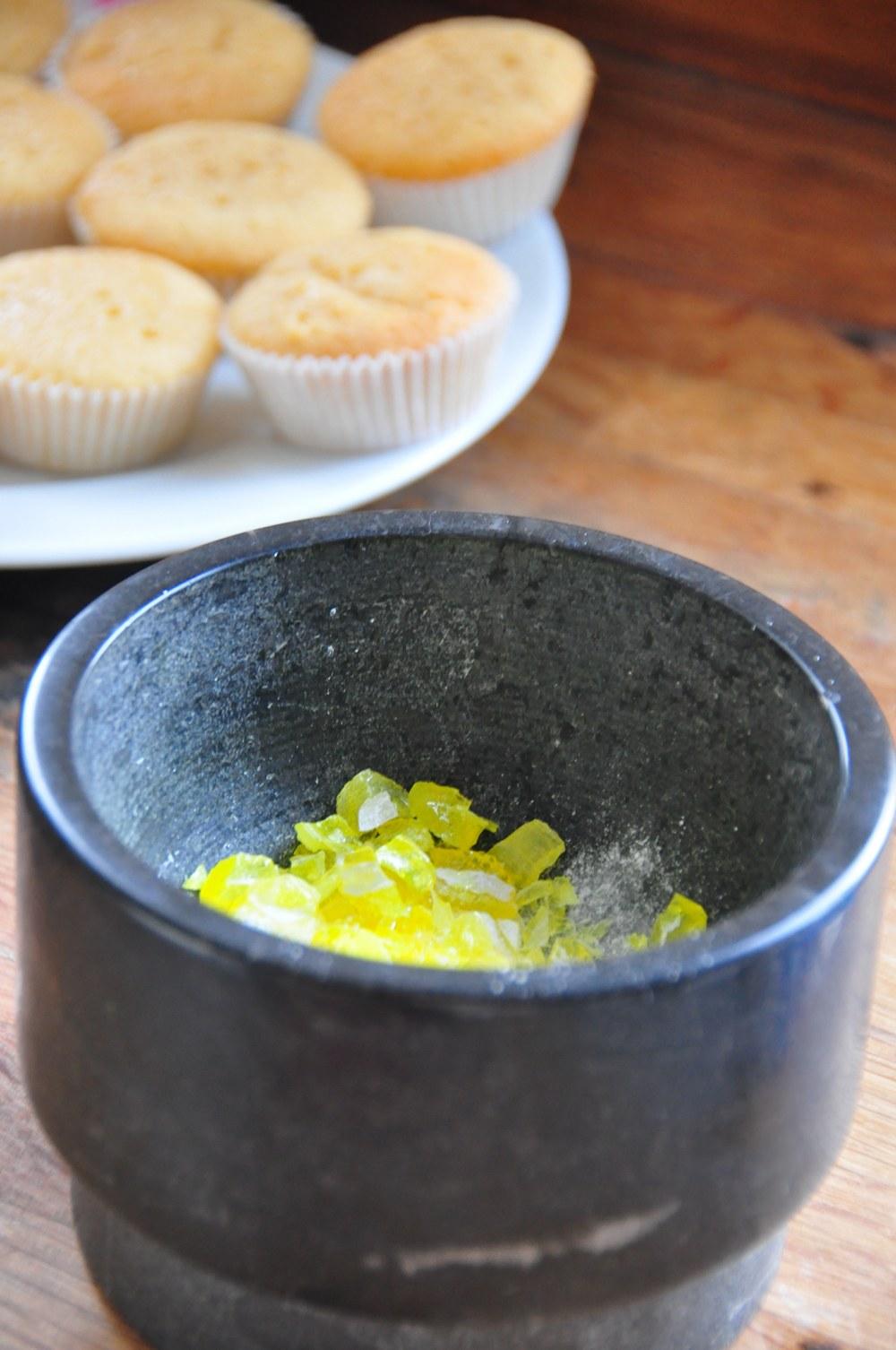 Lemon Sherbet 1
